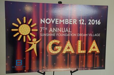 Sunshine Foundation Gala 2016