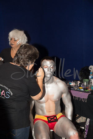 Super nova qld body artists society