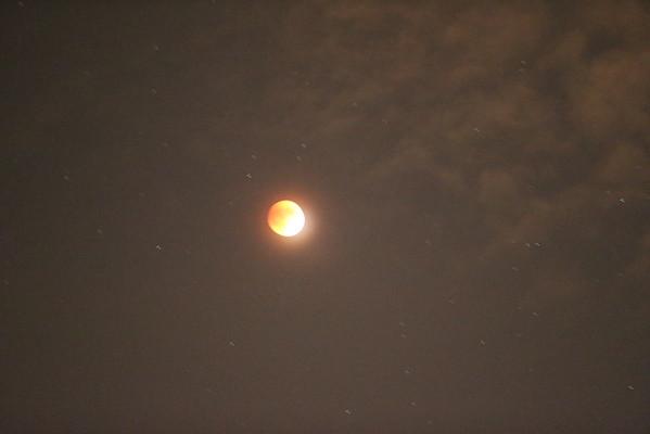 Super Blood Moon & Eclipse 27-Sep-2015