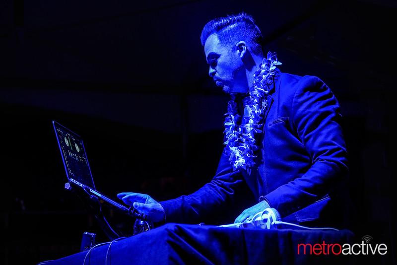 Host DJ Cory Almeida