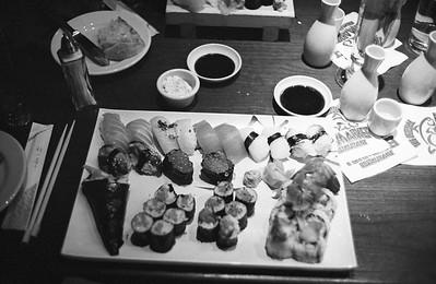 My N-th sushi.