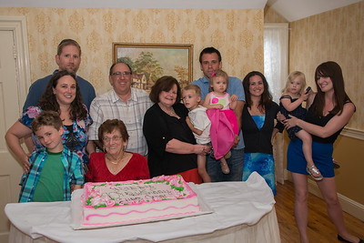 Super Oma's 90th Birthday Party