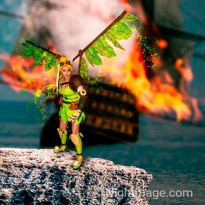 Battle Tinkerbell