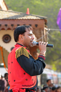 Members of the Police band doing the Bhangra and Punjabi songs.  Artists & award winning performers from around the country came to Surajkund Mela 2009, Haryana, North India.   The theme state was MP (Madhya Pradesh). The Surajkund Crafts Mela is an annual fair held near Delhi. Folk dances, musical performances, handicrafts on display & sale and and a lot of fun & excitement for everyone.