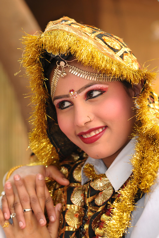 Dancer from the Haryanvi Group near the open theatre called Chaupal at Suraj Kund Mela 2009 held in Haryana (outskirts of Delhi), North India. The Suraj Kund Mela is an annual fair held near Delhi. Folk dances, handicrafts and a lot of fun.