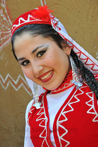 The dance troupe from Tajikistan had around six different dance performances, Dilorom Sattorova, teacher of 'Taji' dance group 'Jahonoro' expressed that their work was welcomed by an enthusiastic crowd. The dancers wore their traditional robes with intricate embroidery and long sleeves which covered their hands completely keeping in mind the Islamic roots. It was their first time in India.