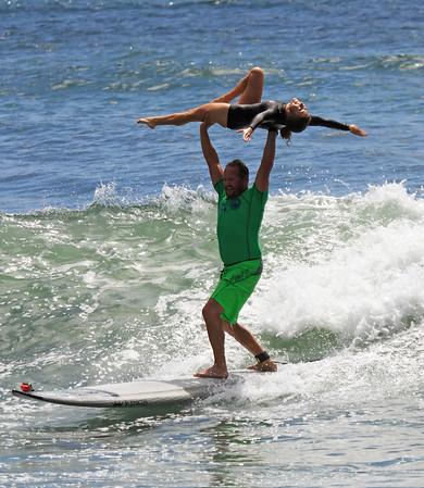 2016 08 13 Oceanside Longboard Surf Club Contest