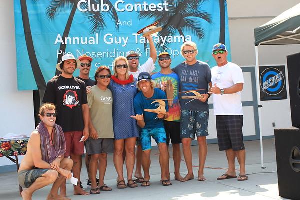2018 08 11 Oceanside Longboard Club Contest