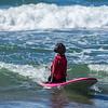 Prissy Poodle Surfer