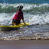 Backwards Surfer Dog