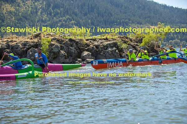 The Gorge Outrigger Canoe Race 2018-7334