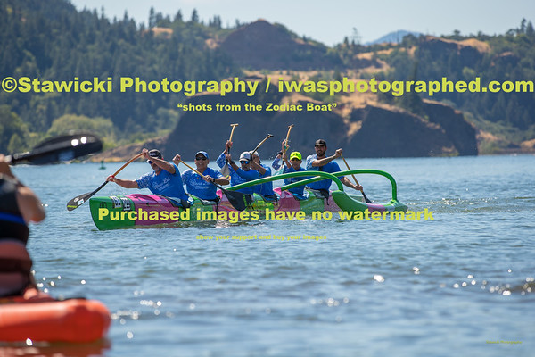 The Gorge Outrigger Canoe Race 2018-7330