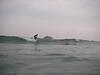 A Japanese expat surfing at Xichong