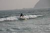 French expat Alex Hoefu surfing at Xichong
