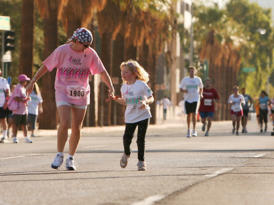 Susan G. Komen Race for the Cure - 2007