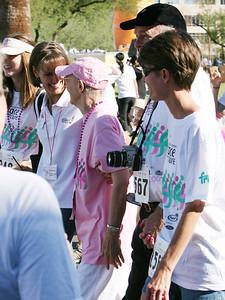 Joyce Gooding  Family // Susan G. Komen Race for the Cure - 2007
