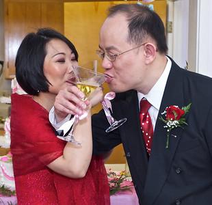 Susana Chen and Evangel Wu Wedding