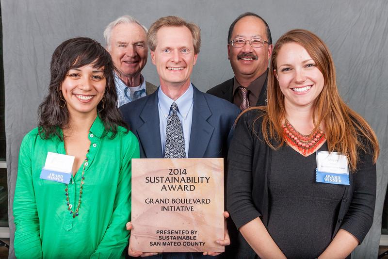 Sustainable San Mateo County Awards Dinner 201491