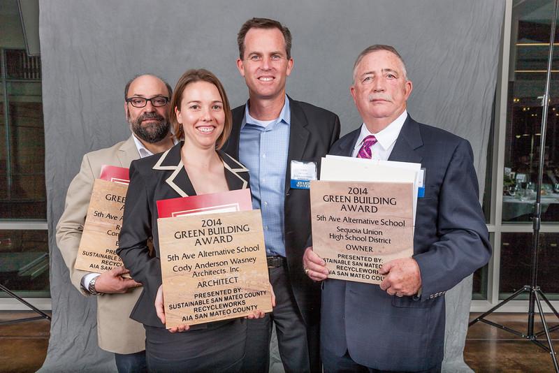 Sustainable San Mateo County Awards Dinner 201497