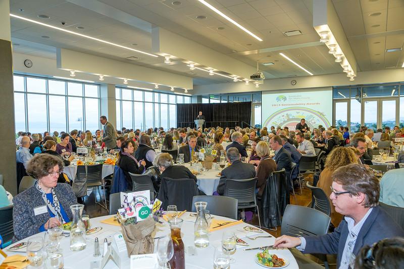Sustainable San Mateo County Awards Dinner 201472