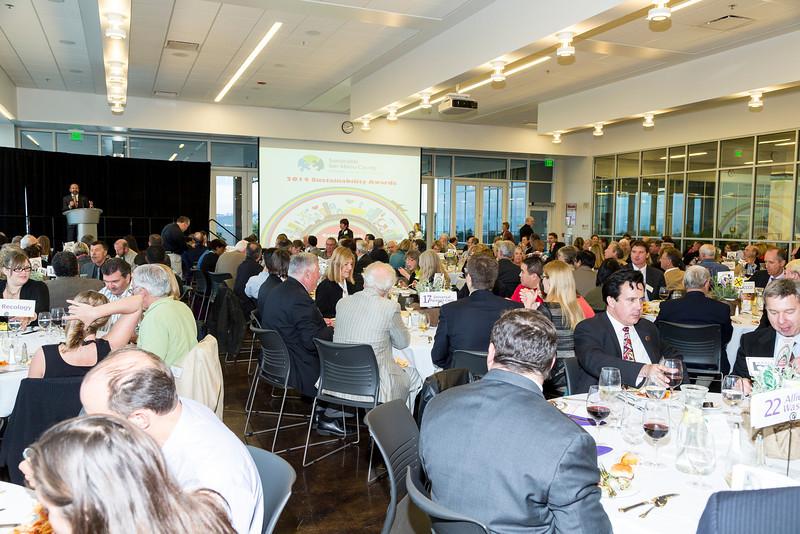 Sustainable San Mateo County Awards Dinner 201476