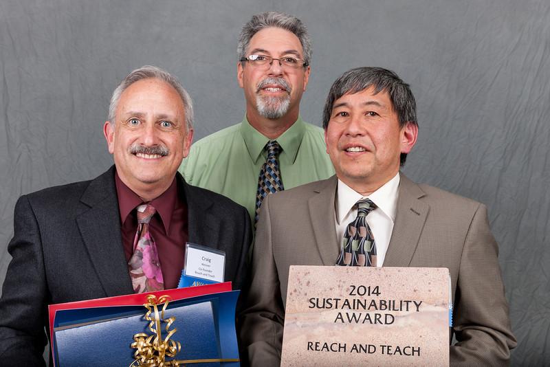Sustainable San Mateo County Awards Dinner 201489
