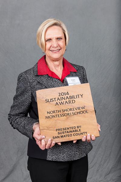 Sustainable San Mateo County Awards Dinner 201485