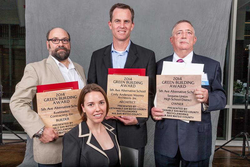 Sustainable San Mateo County Awards Dinner 201496