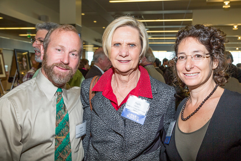 Sustainable San Mateo County Awards Dinner 201435
