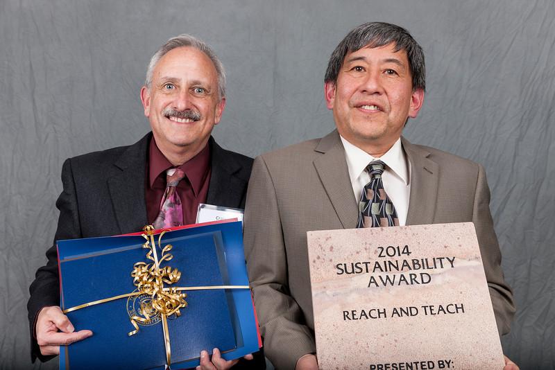 Sustainable San Mateo County Awards Dinner 201486