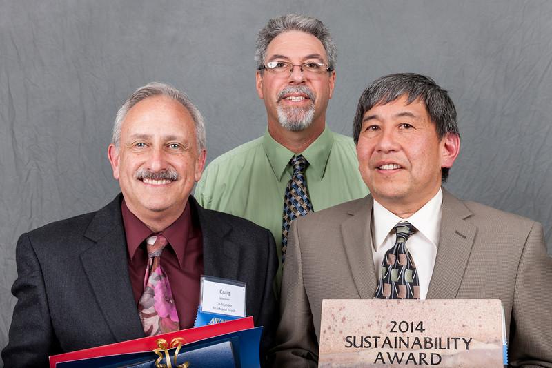 Sustainable San Mateo County Awards Dinner 201488