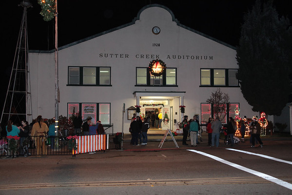 Sutter Creek Christmas Open House
