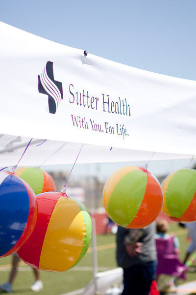 Sutter Health Relay for Life