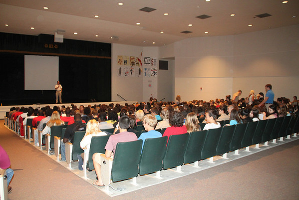 Suwanee & Branson High School May 4, 2011