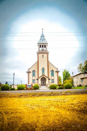 Suzy Bernards - Church