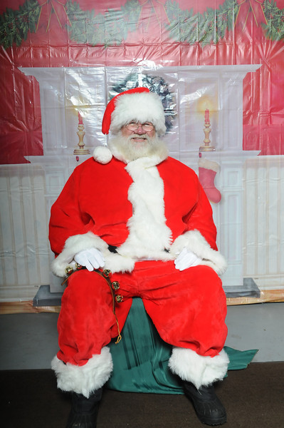 Swedesboro Woolwich Parade - Santa