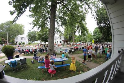 Sweet Corn Festival Parade 2012