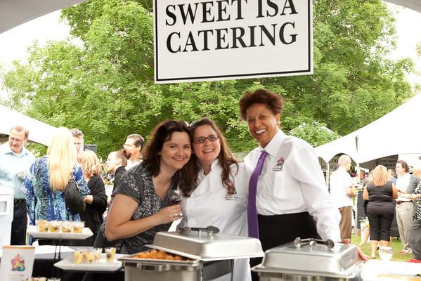 Sweet Isa Taste of Glenhyrst Event 2011