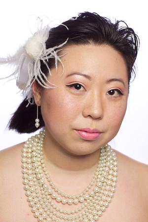Sweet P Beauty Makeup Model Shoot
