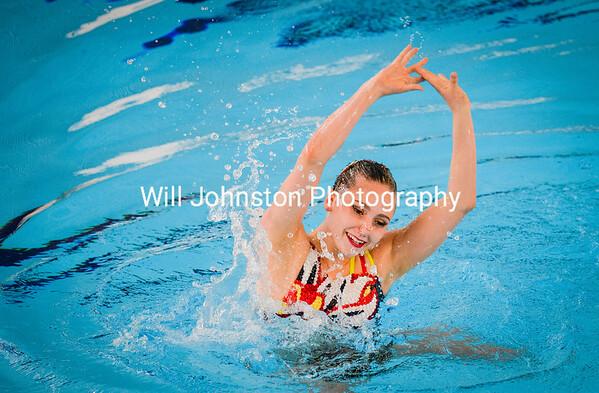 Swim England Synchronised Swimming National Championships - 270419