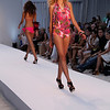 Designer Delores Cortes at Mercedes Benz Swim Week 2012 line
