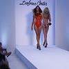 Designer Delores Cortes at Mercedes Benz Swim Week 2012 line