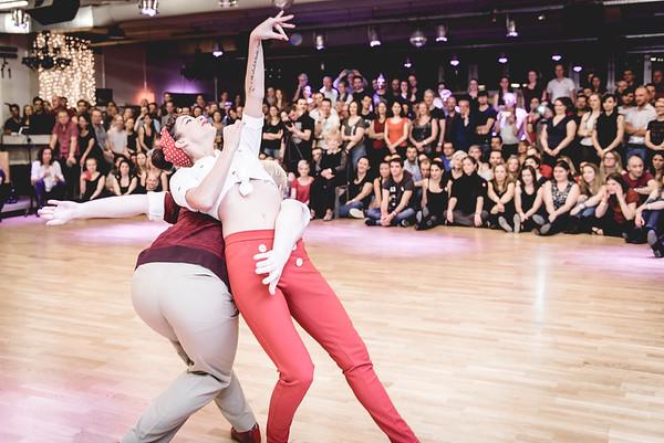 Friday Showcase & Social Dance