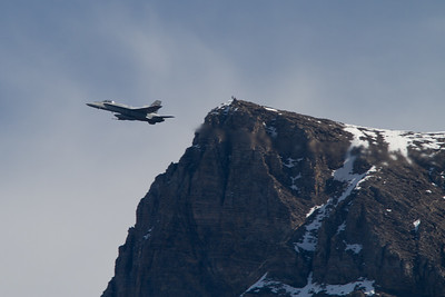 Swiss Air Force Live Fire Event, Axalp, October 2010