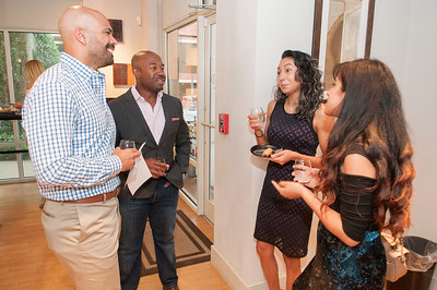 Switch To Sake For Your Smile Networking At South End Dentistry 9-28-17 by Jon Strayhorn