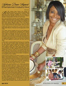 Sybrina Dean Stupart is featured inside the April Issue of Xtra Magazine.