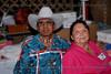Arlene and Bobo Galvan, the event organizers.
