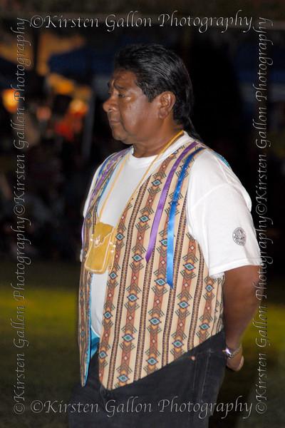 Daniel Tucker, Tribal Chairman