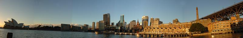 Sydney Foreshore1