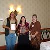 Peter Loos, Gail Barton and Belinda McLaughlin